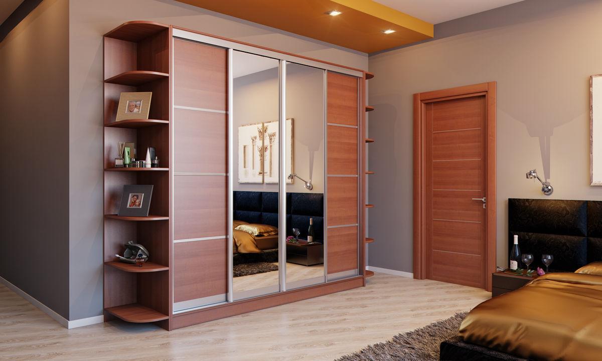 Мебель для дома - шкафы купе обзор, рекомендации.
